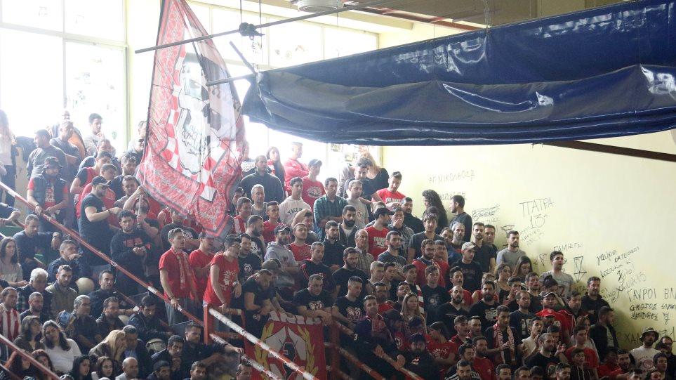 Ολυμπιακός: Με 100 οπαδούς στο πλευρό του στην Κωνσταντινούπολη
