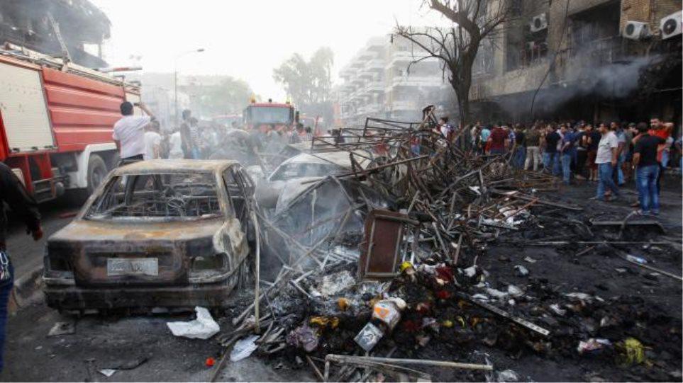 Βαγδάτη: Τουλάχιστον 17 νεκροί σε επίθεση βομβιστή-καμικάζι