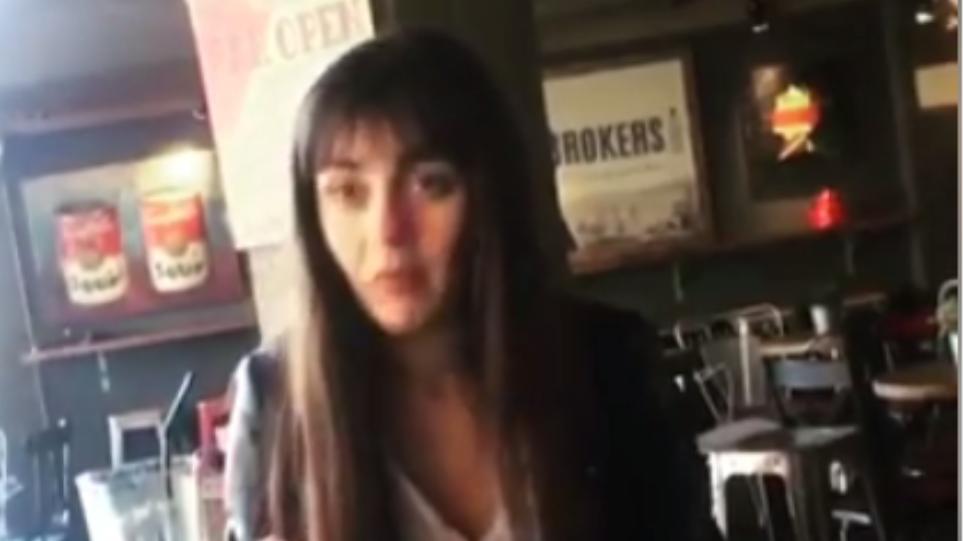 Βίντεο: Η απίστευτη φάρσα του Mάνου Παπαγιάννη στην Αγγελική Δαλιάνη