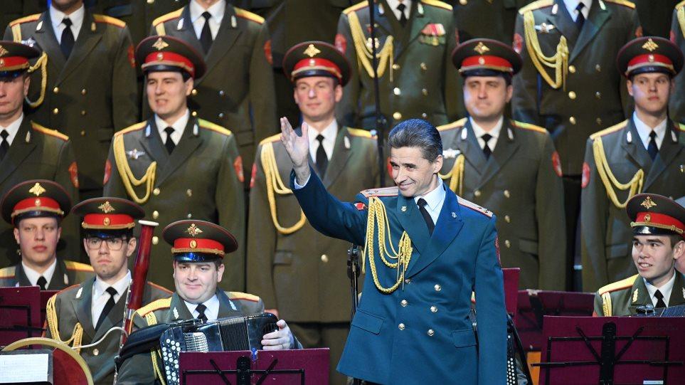 Στην Κωνσταντινούπολη η Χορωδία του Κόκκινου Στρατού σε πρώτη εμφάνιση μετά το τραγικό δυστύχημα