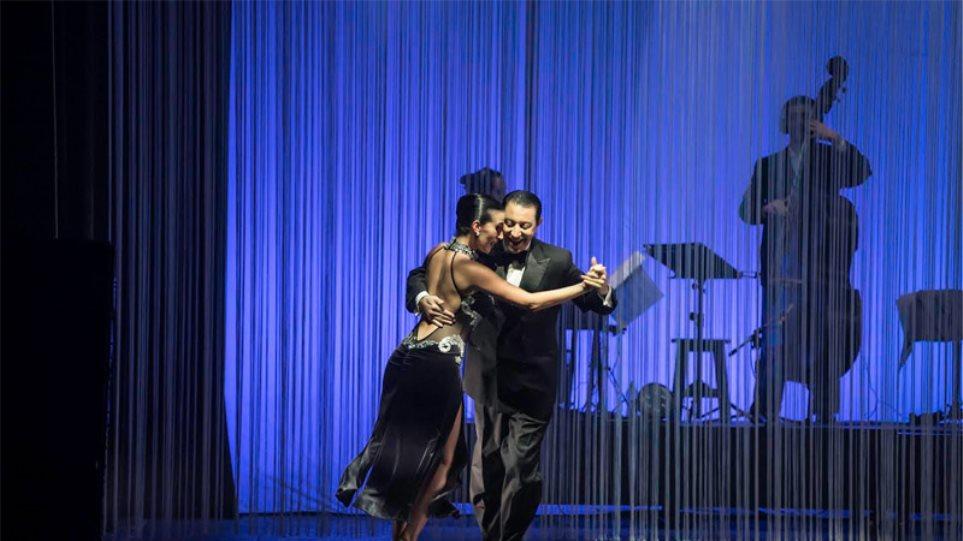 Tango Por Dos: Το διασημότερο τάνγκο στον κόσμο από απόψε στην Ελλάδα
