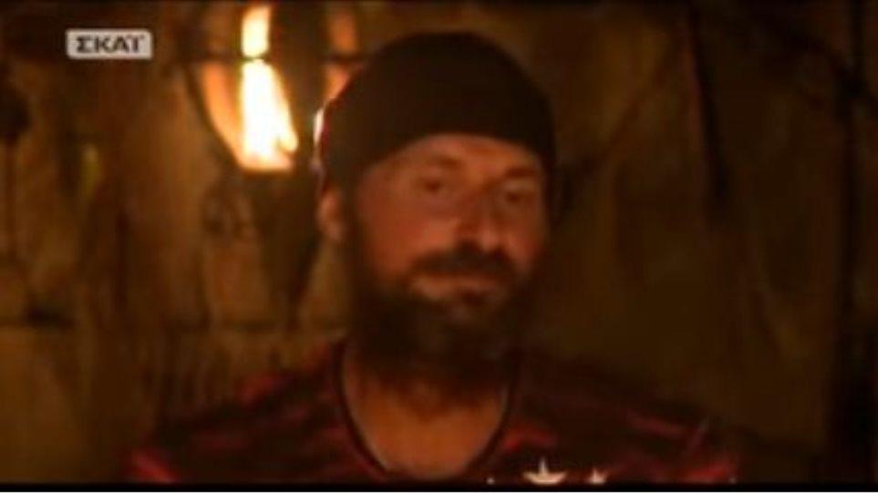 5af3972dab7 Survivor: Η ώρα της αποχώρησης του μάνατζερ ράγκμπι, Πάνου Αργιανίδη