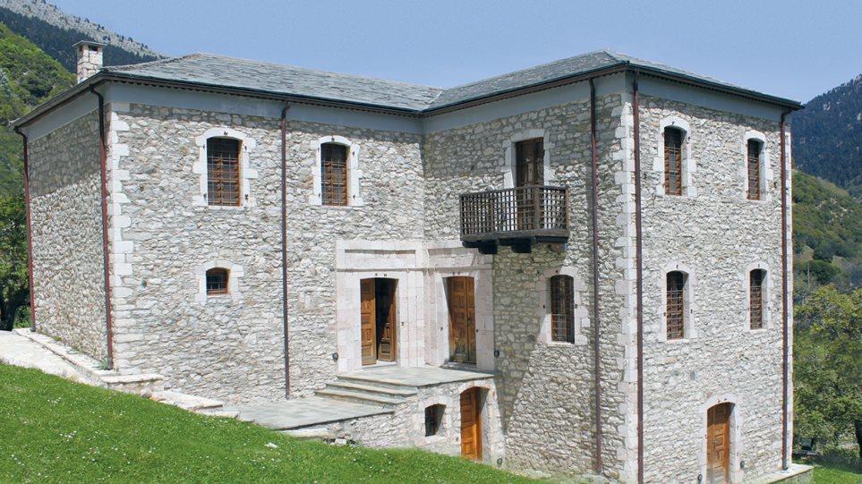 Μουσείο-κόσμημα για την Ηλεία το αρχοντικό Πετραλιά