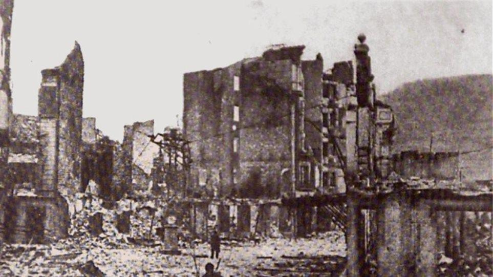 Σαν σήμερα πριν από 80 χρόνια οι Ναζί αφάνισαν την Γκουέρνικα