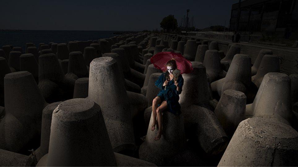 Ένας Έλληνας φωτογράφος στη Νέα Υόρκη