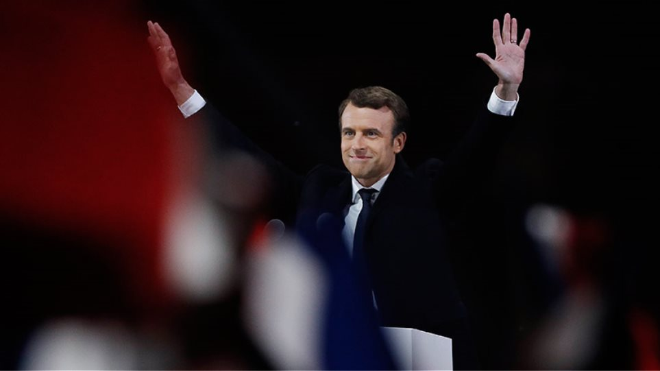 Μεγάλη νίκη Μακρόν στη Γαλλία με 66,1% - Ανακούφιση στην Ευρώπη