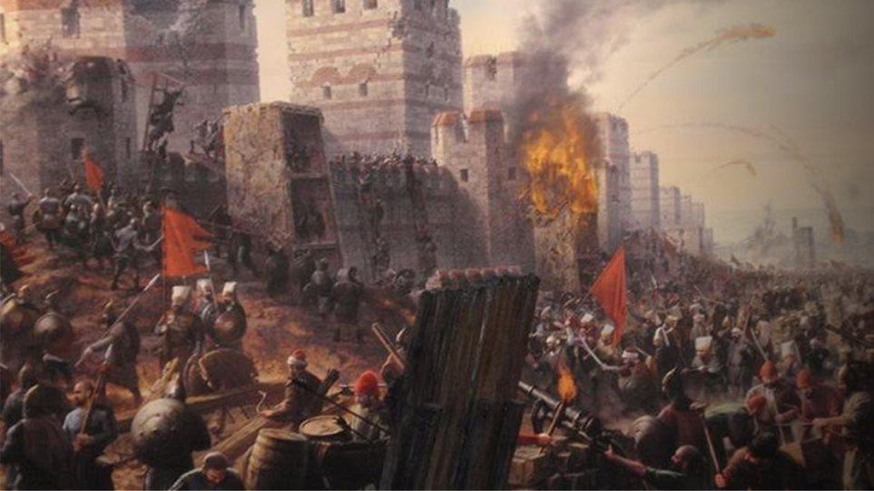 «Εάλω η Πόλις»: Άγνωστα περιστατικά από την πολιορκία της Βασιλεύουσας