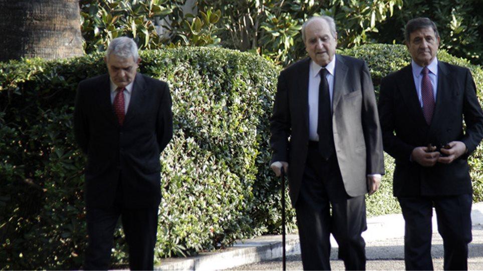 Κωνσταντίνος Μητσοτάκης: Το τέλος ενός πολιτικού που σφράγισε μισό αιώνα
