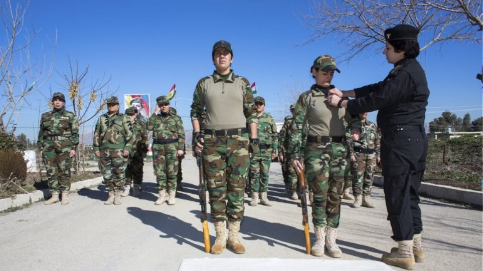 ΗΠΑ: Ξεκίνησε η αποστολή όπλων στους Κούρδους της Συρίας