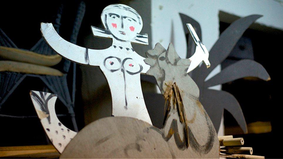 """Μόνιμη στέγη για τον """"θησαυρό"""" του Θεάτρου Τέχνης"""