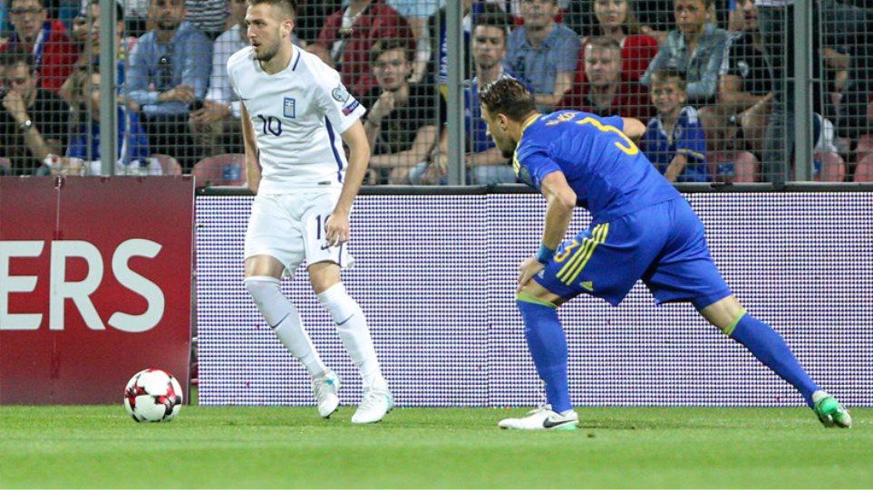 Βοσνία-Ελλάδα 0-0: Άντεξε στο καμίνι και βλέπει πρόκριση (βίντεο)