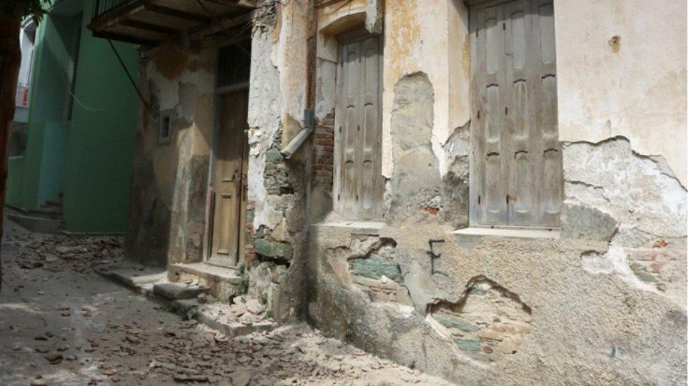 Σεισμός στη Λέσβο: 16 μετασεισμοί πάνω από 3 Ρίχτερ σε 2 ώρες