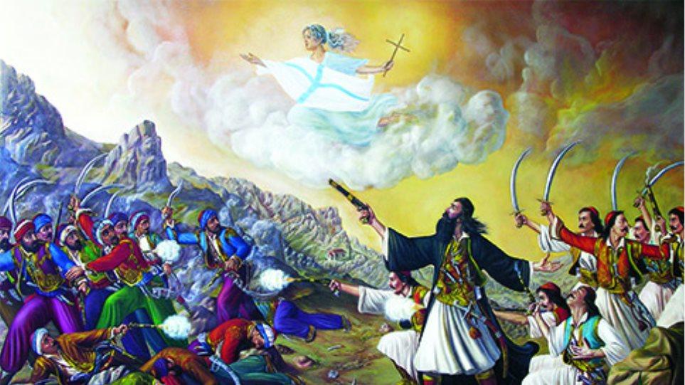 Η Μάχη στο Μανιάκι: 20 Mαΐου 1825