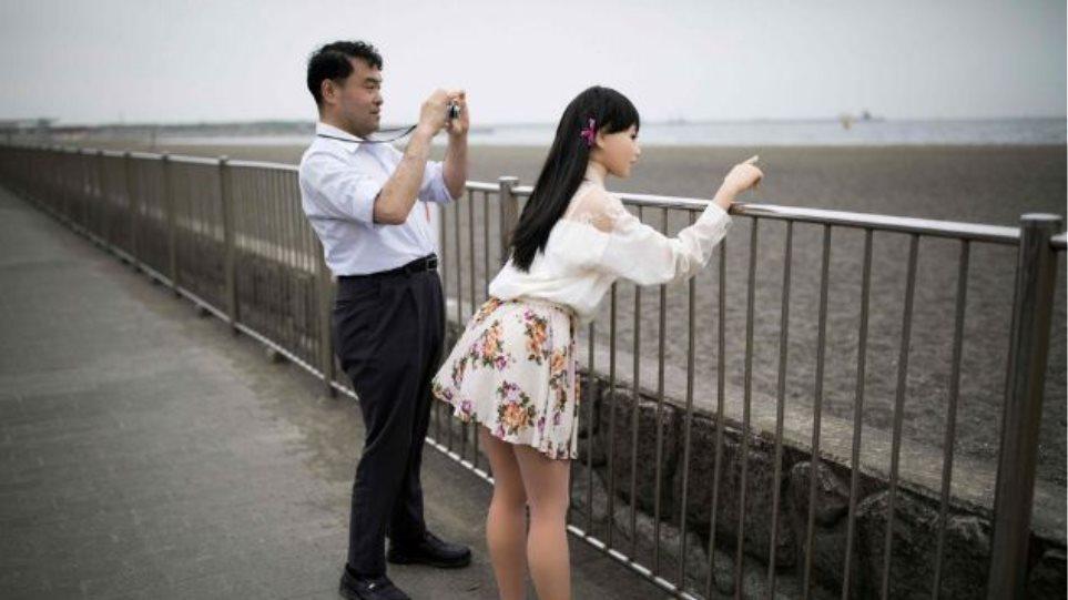 Σεξ με μια ιαπωνική γυναίκα