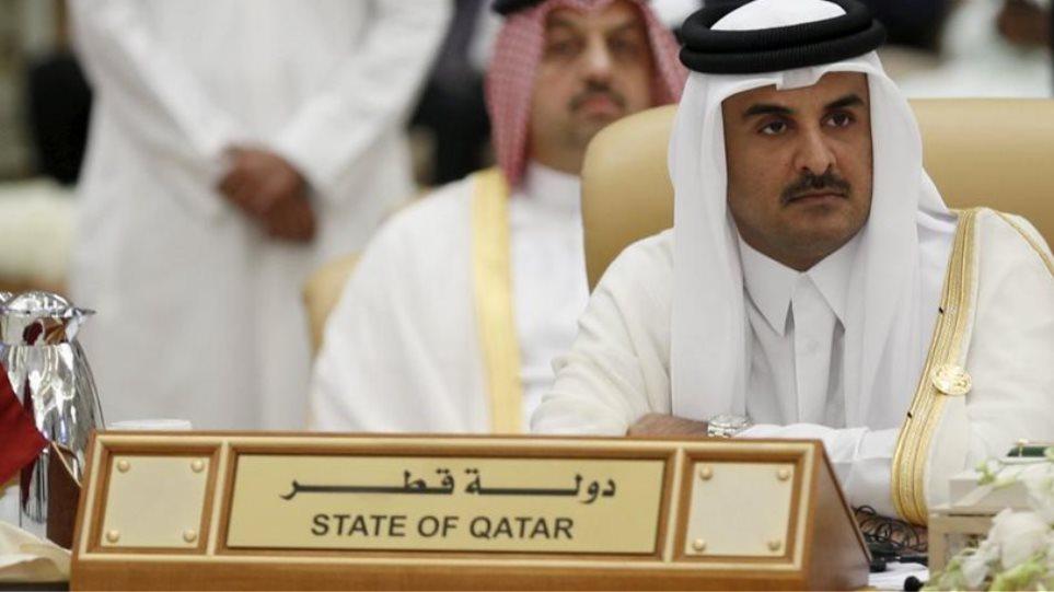 που χρονολογείται στο Κατάρ παράνομη