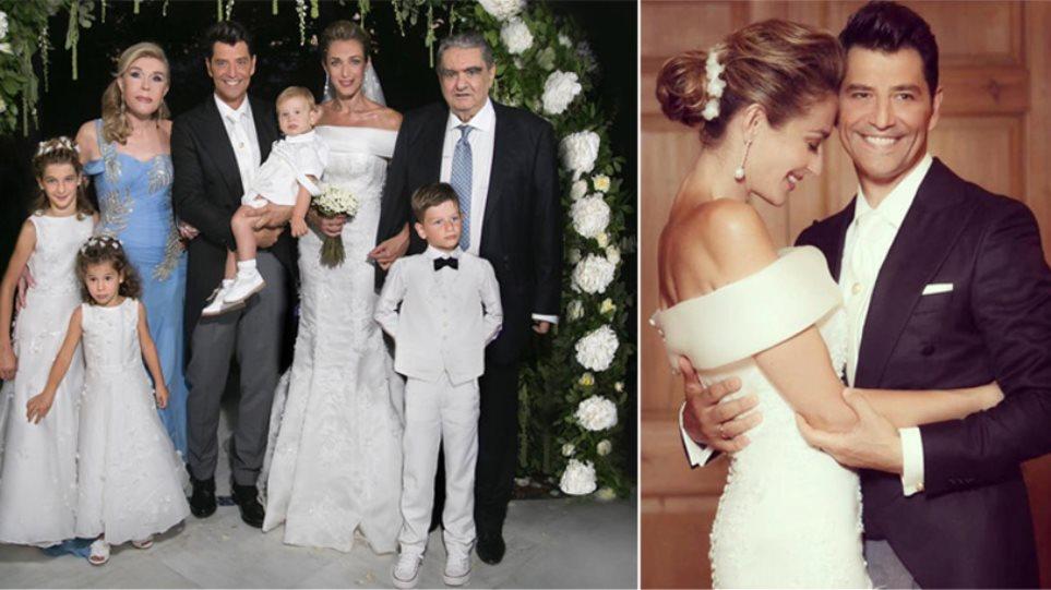 Αποτέλεσμα εικόνας για ρουβας Ζυγουλη γαμος