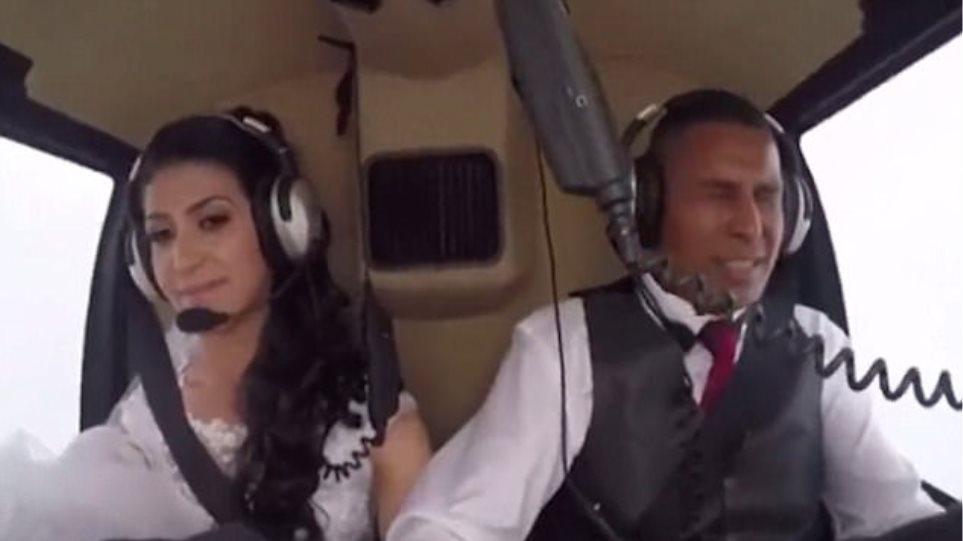 Συγκλονιστικό βίντεο: Οι τελευταίες στιγμές μιας νύφης που δεν έφτασε ποτέ στον γάμο της