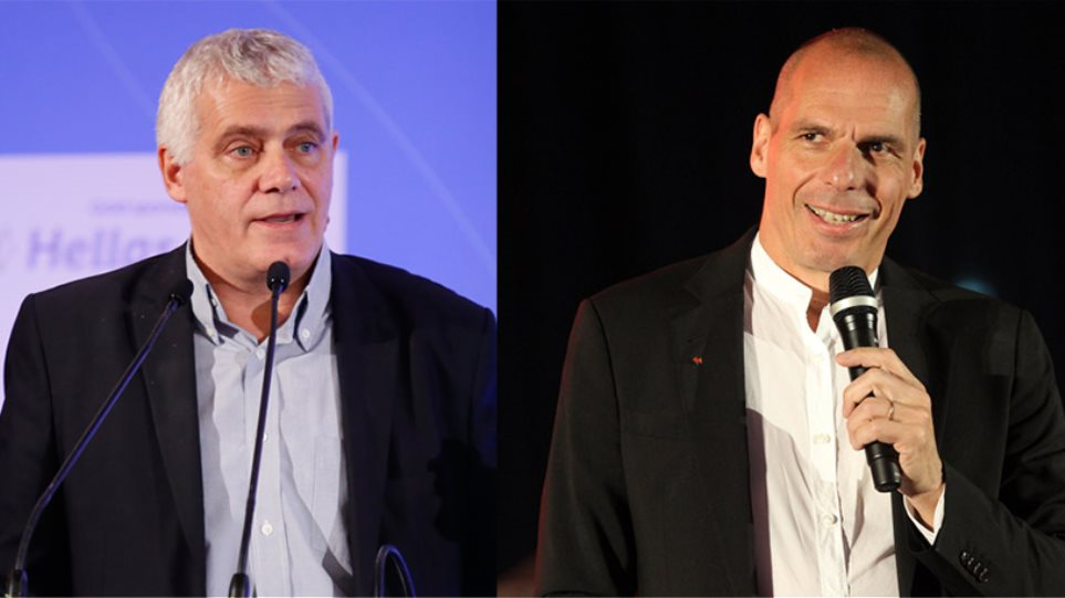 Τσιρώνης: Ο Βαρουφάκης είχε παρουσιάσει στο υπουργικό το σύστημα παράλληλων πληρωμών