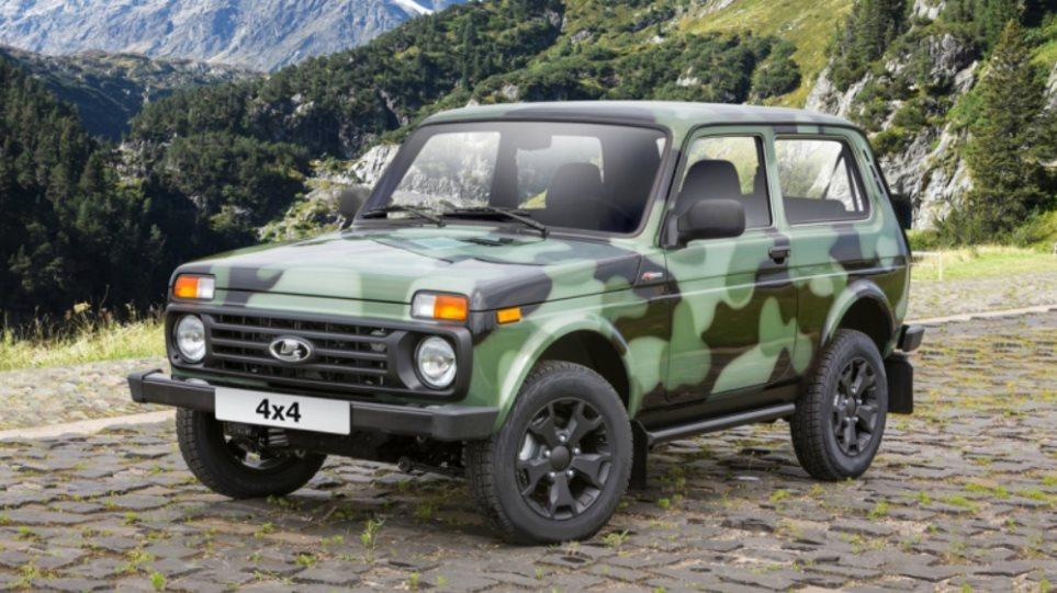Νέα επετειακή έκδοση για το Lada Niva