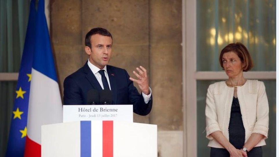 Ποια είναι η Γαλλίδα υπουργός Άμυνας που επισκέπτεται σήμερα την Κύπρο