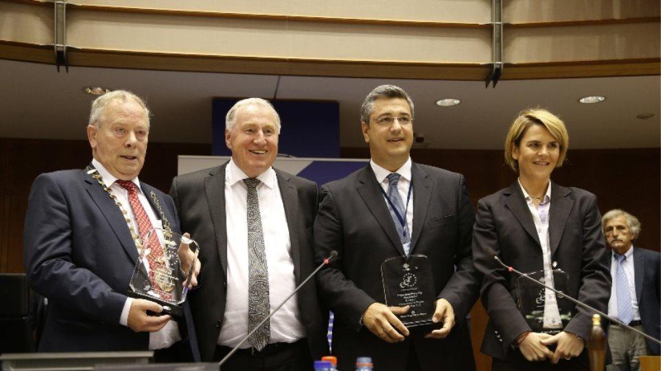 Αποτέλεσμα εικόνας για Ευρωπαϊκού Γραφείου της Περιφέρειας Κεντρικής Μακεδονίας στις Βρυξέλλες