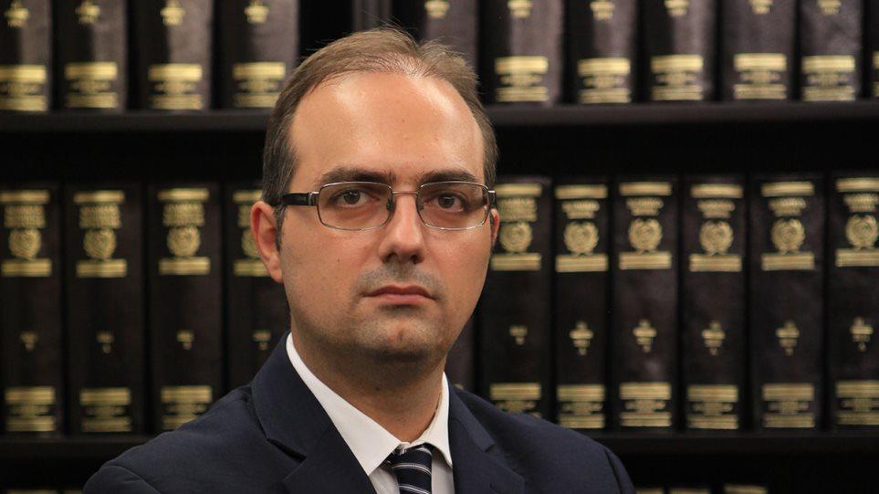 Ο Δημήτρης Αναστασόπουλος υποψήφιος πρόεδρος του Δικηγορικού Συλλόγου Αθηνών