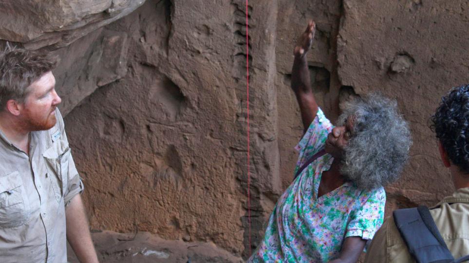 ελεύθεροι ηλικιωμένοι που χρονολογούνται από την Αυστραλία