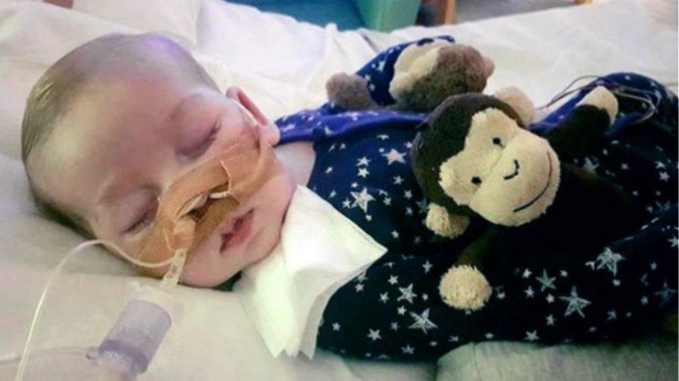 Υπόθεση Τσάρλι Γκαρντ: Εγκαταλείπουν τη νομική μάχη για θεραπεία οι γονείς του