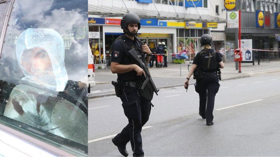 Ένας νεκρός- έξι τραυματίες από επίθεση με μαχαίρι στο Αμβούργο