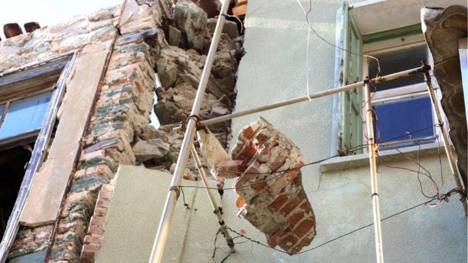 Σήμερα το έκτακτο βοήθημα για τους σεισμόπληκτους της Λέσβου