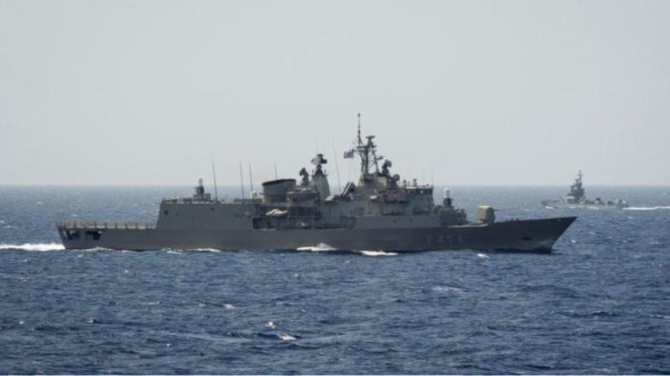 Τουρκική πρόκληση: Άσκηση με το πολεμικό ναυτικό των ΗΠΑ στην κυπριακή ΑΟΖ