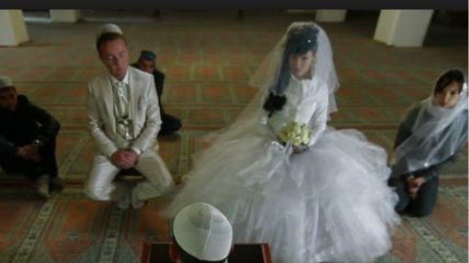 Γάμος αγώνα κάνοντας δωρεάν