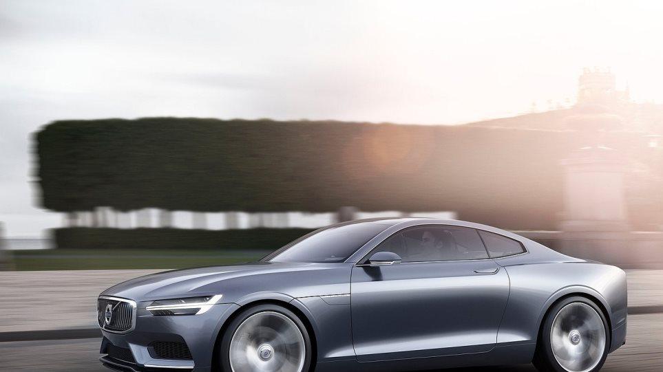Αποκάλυψη newsauto - Ετοιμάζει πολυτελές coupe η Volvo!