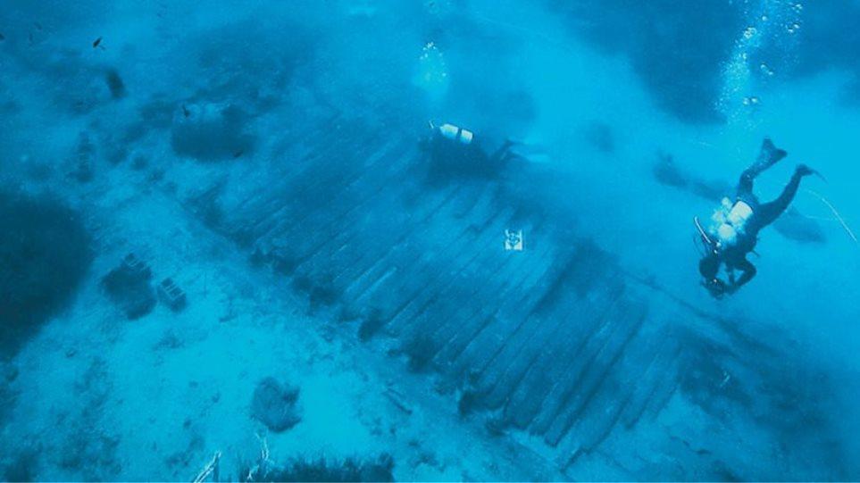 Νέα ευρήματα στο ναυάγιο «Μέντωρ» που βυθίστηκε με τα κλεμμένα του Έλγιν