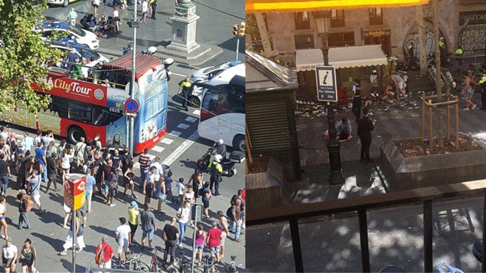 Καταλανική αστυνομία: Δεν υπάρχει περιστατικό ομηρίας