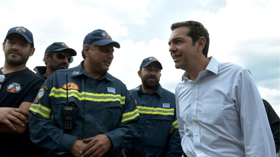 Το Αστεροσκοπείο καταρρίπτει τη θριαμβολογία Τσίπρα: Κάηκαν 26.900 στρέμματα