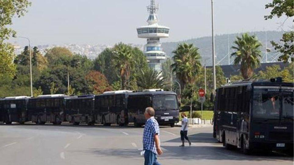 Αποτέλεσμα εικ�νας για ποιοι δ��μοι θα κλείσουν στο κέντ�ο της �εσσαλονίκης εν��ει των εγκαινίων της ΔΕ�