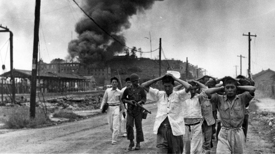 Οι Έλληνες και ο πόλεμος τής Κορέας Warrrr