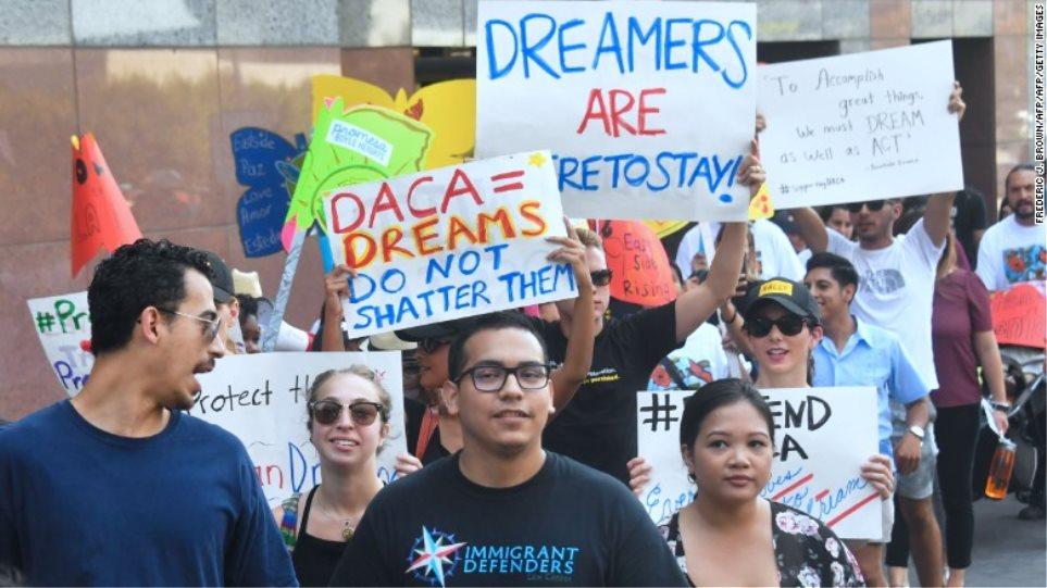 ΗΠΑ: Μεξικό, Ελ Σαλβαδόρ και Γουατεμάλα ζητούν να προστατευθούν οι ανήλικοι μετανάστες