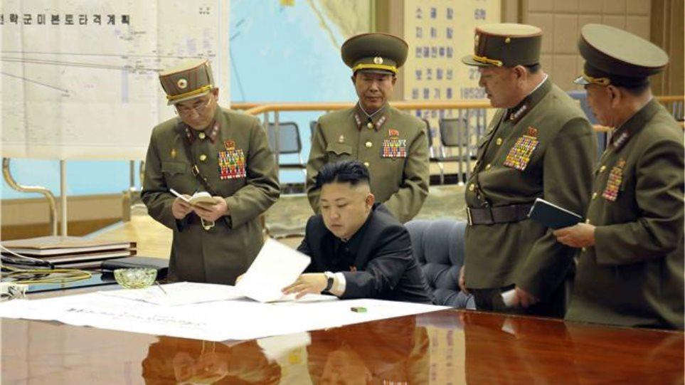 NYT: Το Πεκίνο προτιμά μια πυρηνικά εξοπλισμένη Β. Κορέα από μία Κορεατική Χερσόνησο υπό τον έλεγχο των ΗΠΑ