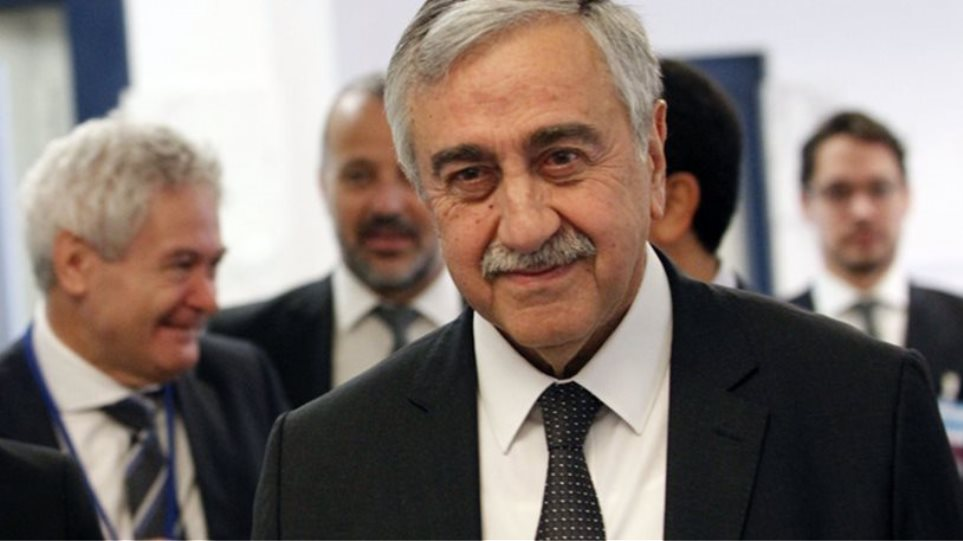 Οι «δύο επιλογές» του Ακιντζί για το Κυπριακό