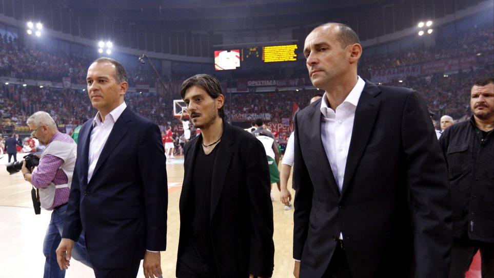 Αγωγή κατά του Δημήτρη Γιαννακόπουλου από την ΚΑΕ Ολυμπιακός