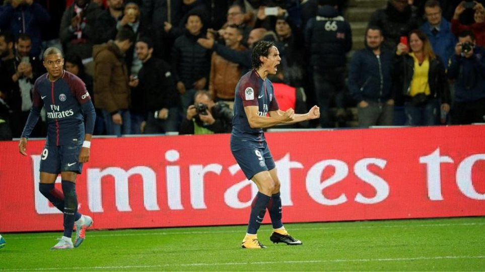 Βίντεο: Η Λιόν… χάρισε τη νίκη στην Παρί!