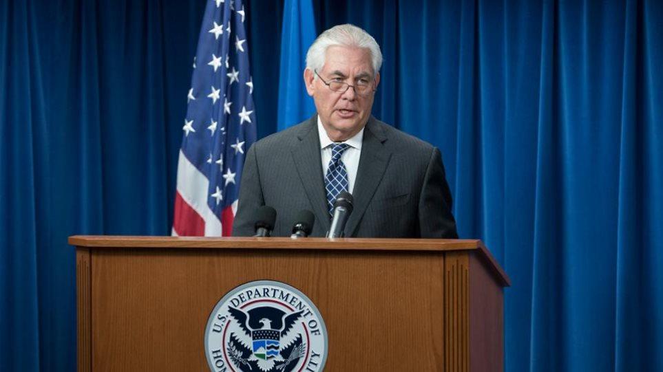 Η Ουάσινγκτον θέλει να συνεργαστεί με τους «εταίρους» της για τη συμφωνία του Παρισιού