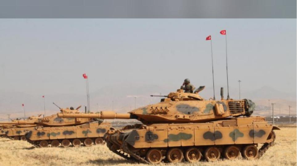 Η Τουρκία «κατέβασε» τανκς στα σύνορα με το Ιράκ ενόψει του κουρδικού δημοψηφίσματος
