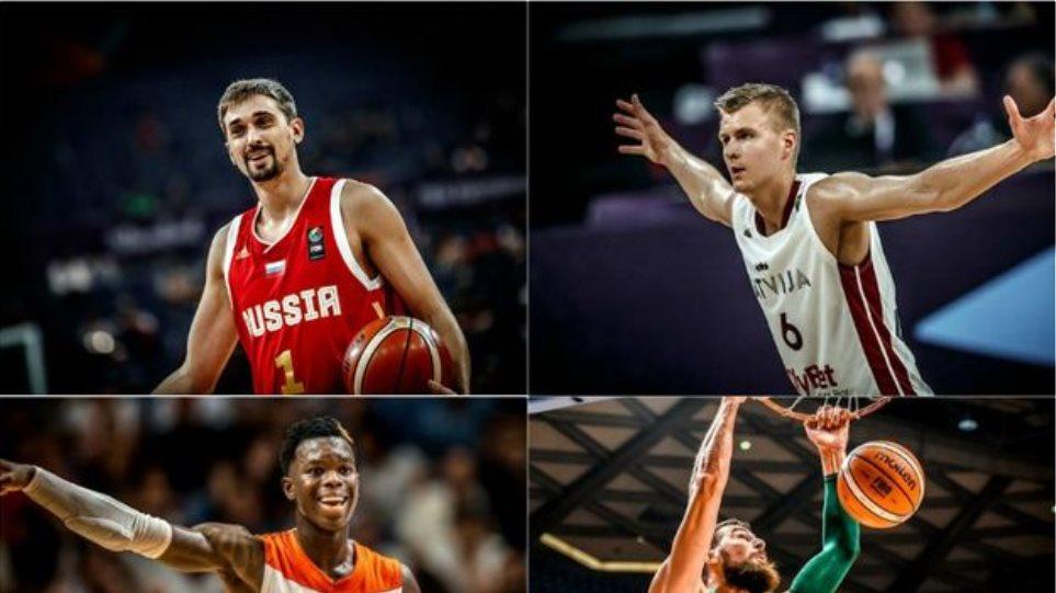 Τα… στατιστικά βραβεία του Ευρωμπάσκετ! (videos)