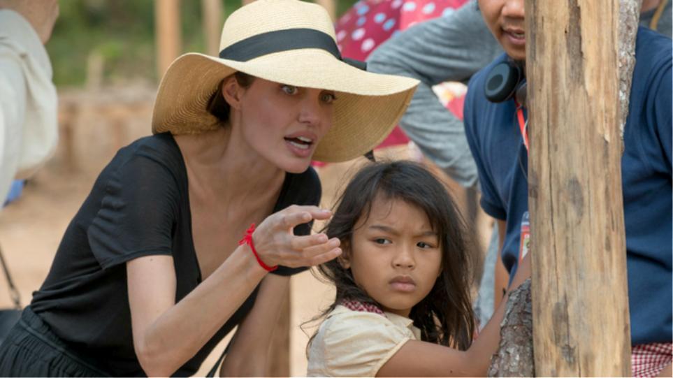 Η Αντζελίνα Τζολί υποψήφια για Όσκαρ με την Καμπότζη