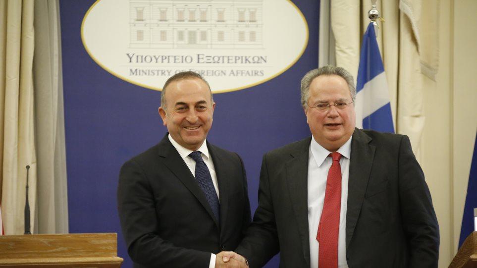 Στην Τουρκία ο Κοτζιάς στις 24 Οκτωβρίου: Συνάντηση με Τσαβούσογλου για το Κυπριακό