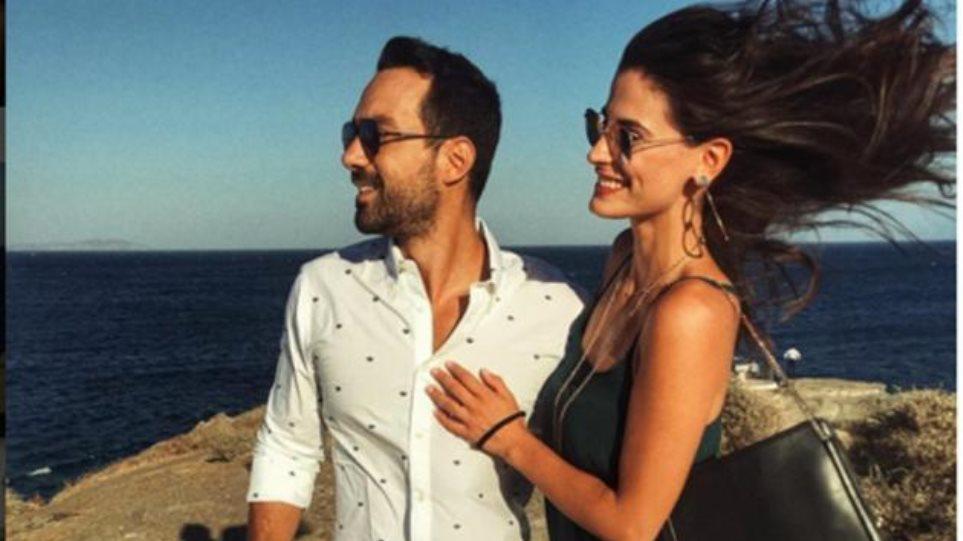 Σάκης Τανιμανίδης- Χριστίνα Μπόμπα: Στο St Tropez για το γάμο του Ατζούν Ιλιτζαλί