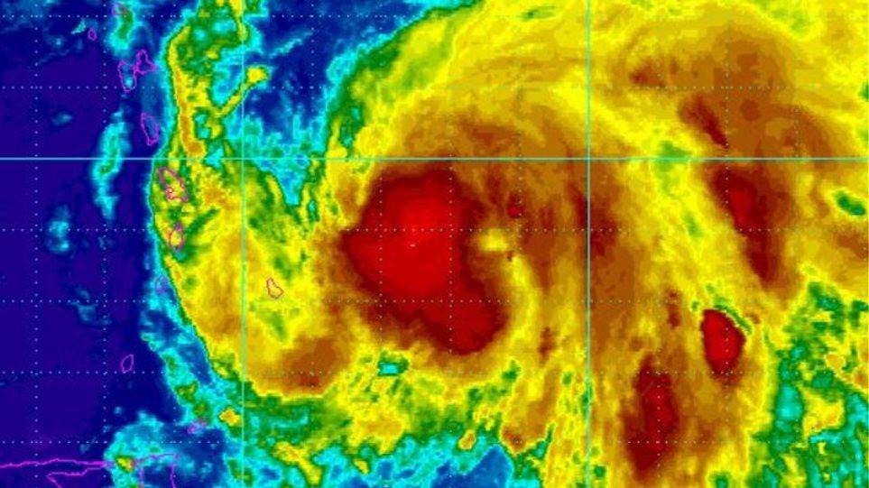 ΗΠΑ: Ο κυκλώνας «Μαρία» ενισχύθηκε στην κατηγορία 5